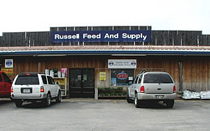 Russell Feed Crpwley