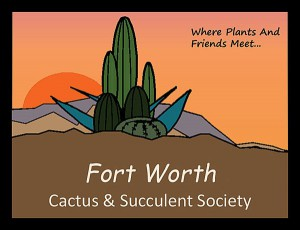 Ft worth cacus and succulent society