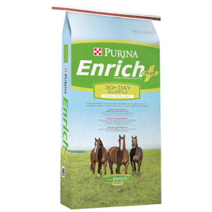 Purina Nature's essentials Enrich 32-https://www.russellfeedandsupply.com