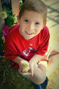 Russell Feed Easter photos 4